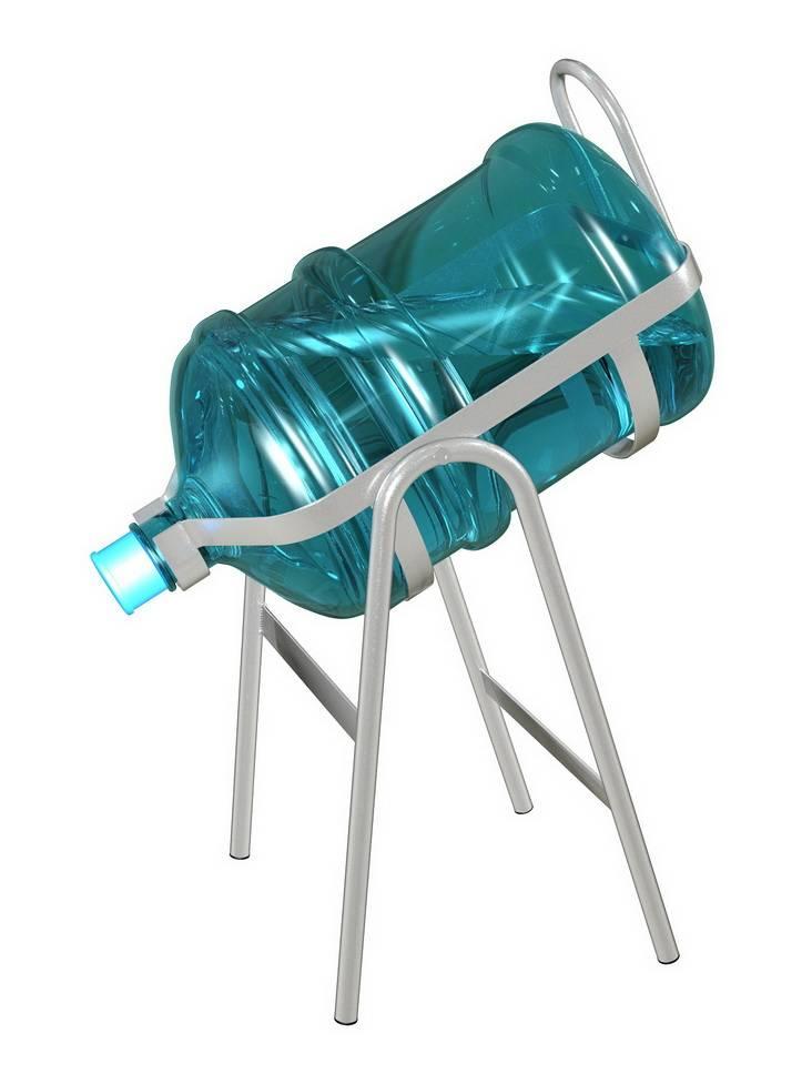 Подставка для воды 19 литров своими руками 77